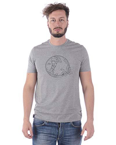 Versace Collection - T-Shirt Uomo V800683SVJ00277 Grigio M