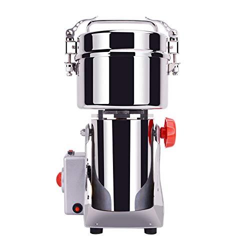 MAREAN Mulino elettrico a grani in acciaio inox spezie cereali cereali cereali macinacaffè macchina per alimenti 500 g