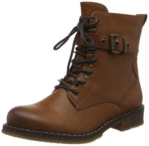 Rieker Damen 94453 Mode-Stiefel, braun, 38 EU