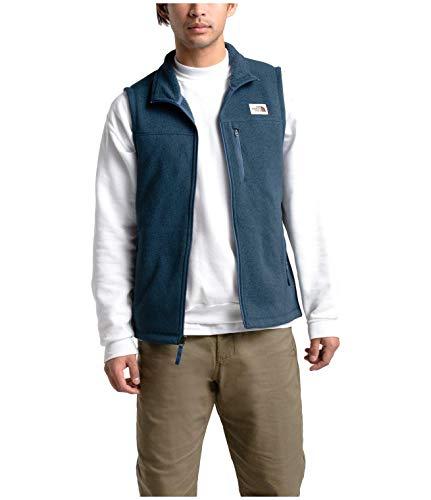 The North Face Men's Gordon Lyons Vest, Shady Blue Heather, M