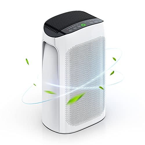 Air Purifier for Home, Air Choice Home Air Purifier up to 1485 sqft, True HEPA H13 Bedroom Air...