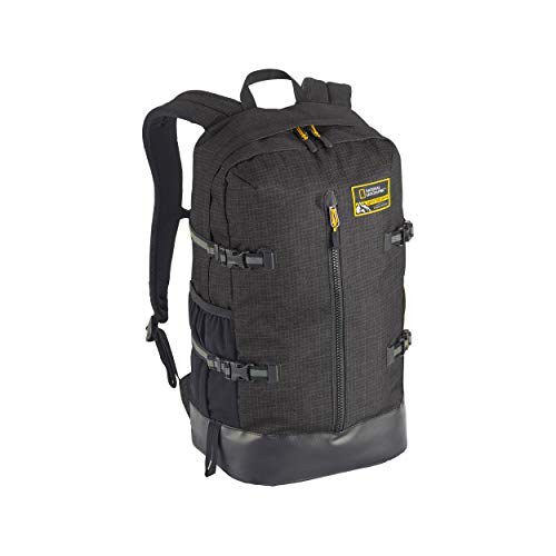 Eagle Creek National Geographic Adventure Backpack Daypack, Black, 30L