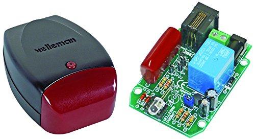 HQ K8086 - Detector de llamada con salida de relé para teléfono
