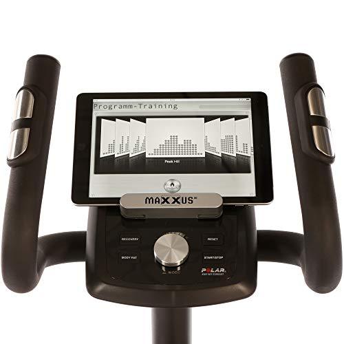 Maxxus Crosstrainer CX 5.1 mit Smartphone- und Tablet-Halterung - 4