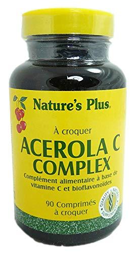 Nature s plus - Acérola complex - 90...