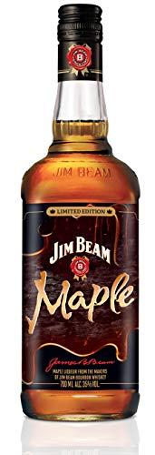 JimBeamMapleLimitedEdition Whiskey-Likör (1 x 0.7 l)