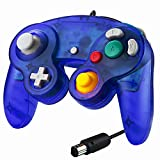SONVIEE Mando con cable para Game Cube, NGC Controller Classic Game Cube Controller GC Game Cube NGC Compatible con Game Cube Wii U Switch PC Super Smash Bros
