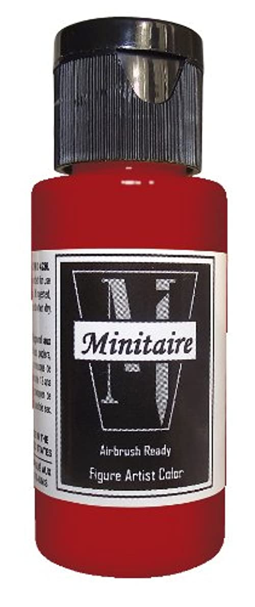 Badger Air-Brush Company 2-Ounce Bottle Miniature Airbrush Ready Water Based Acrylic Paint, Innards