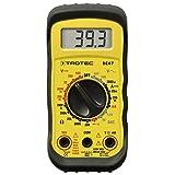 TROTEC Multimetro BE47, Test dei diodi, categoria di misurazione CAT II 600 V/CAT III 300 V