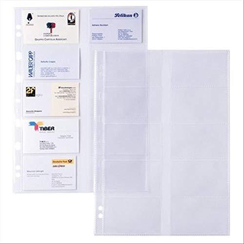 SEI Rota 662131 - Alta Card Porta Biglietti da Visita Trasparente