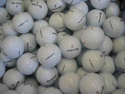 TaylorMade Burner Lot de 40 balles de golf de type AAA