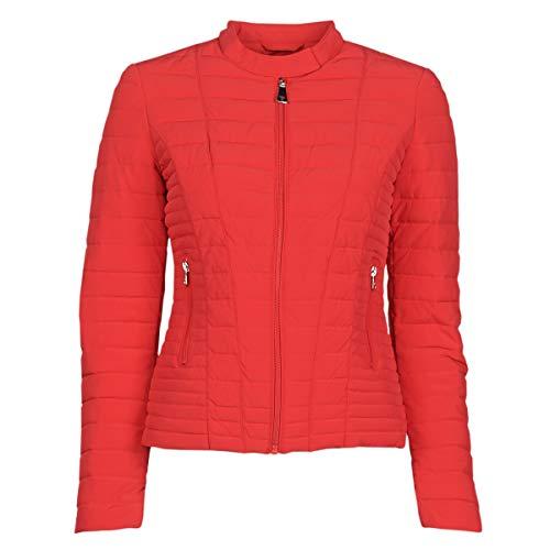 Guess Vona Mäntel Damen Rot - XS - Daunenjacken Outerwear