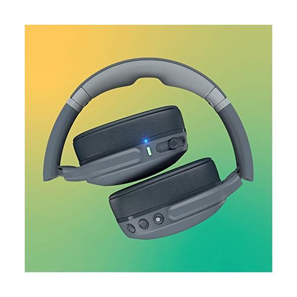 Skullcandy Crusher Evo Wireless Over-Ear Headphone 6