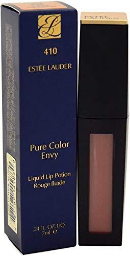 Estee Lauder Women's Pure Color Envy Liquid Lip Gloss, 410 Vague Obsession, 0.24 Ounce