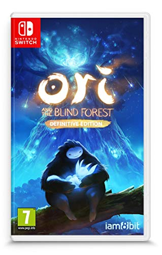 Ori and The Blind Forest Definitive Edition (Nintendo Switch)