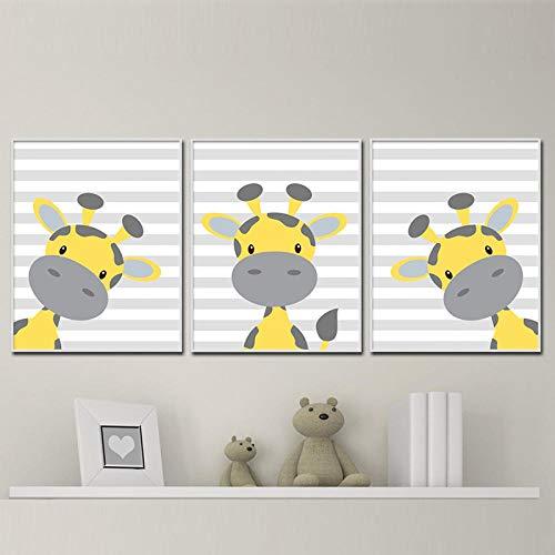 H comme Hippo impression Nursery a4 Gloss Photo Cadeau Wall Art non encadrés