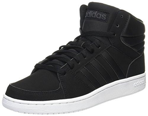 adidas Vs Hoops Mid CG5710 Herren Training Stiefeletten (44 EU, schwarz)
