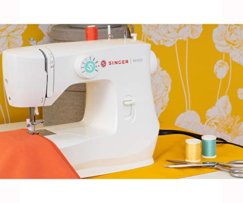 SINGER | Sewing Machine with 57 Stitch Applications, & Easy Stitch Selection - Perfect for Beginners - Sewing Made Easy