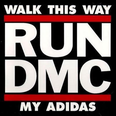 Walk This Way / My Adidas