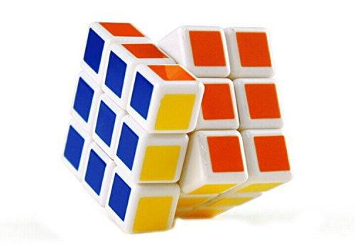 MEISHINE® 3x3x3 Mini Cubo Mágico Inteligencia Juego de Puzzle Cube Magic Cube Stickerless