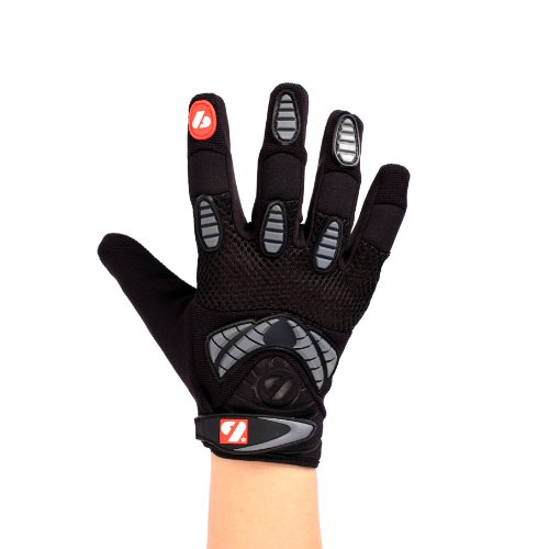 BARNETT FRG-02 American Football Handschuhe Receiver der neuesten Generation (L)