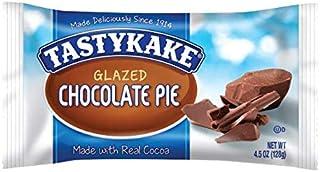 Tastykake Glazed Pies - Pack of 4 (Chocloate)