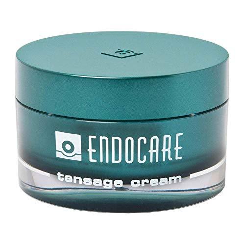 Endocare Tensage Cream - Crema Antiarrugas, Antiflacidez, Regeneradora Antiedad, Efecto Tensor Inmediato, Nutritiva, para Pieles Normales a Secas, 50 ml