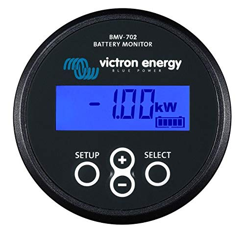 Victron Energy Battery Monitor BMV-702, Schwarz