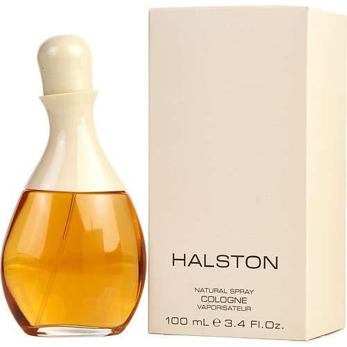 Halston By Halston For Women. Cologne Spray Alcohol-Free 3.4 Oz. Halston