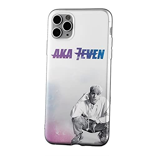Cover Aka7even Mi manchi loca Canzoni Amici Smartphone Custodia per Modelli Apple iPhone Samsung Huawei Idea Regalo Collezione Telefono Musica 3