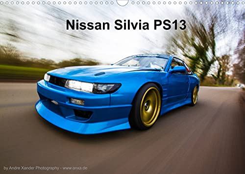 Nissan Silvia PS13 (Wandkalender 2022 DIN A3 quer)