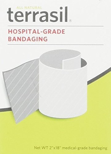 Hospital-Grade Bandaging Tape Self Adhesive for Wound Protection and Healing by Terrasil - 2