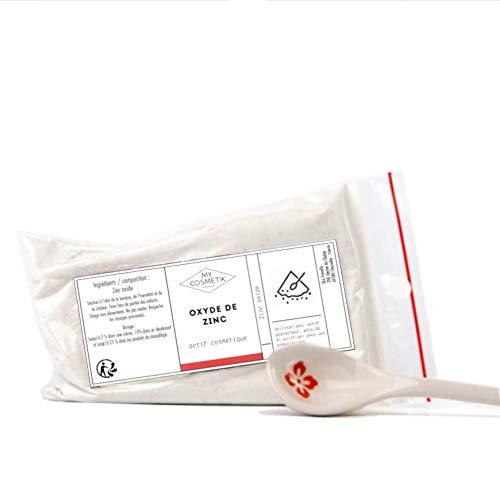 Óxido de zinc - MyCosmetik - 50 g