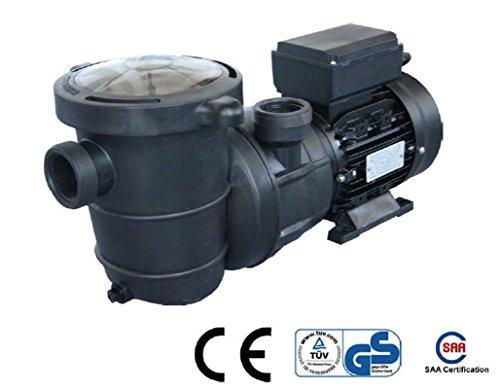 Profi Leis Filterpumpe 17 m³ Leistung 1000 Watt Poolpumpe Schwimmbadpumpe Pumpe
