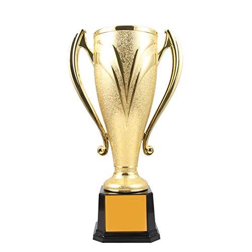 Kunststoff-Trophäe Trophäen Goldmedaillen Sportereignistrophäe Matchtrophäe Wettbewerbe Trophäen Trophäengewinn Kreativtrophäe 19cm 25cm 31cm 36cm-19cm