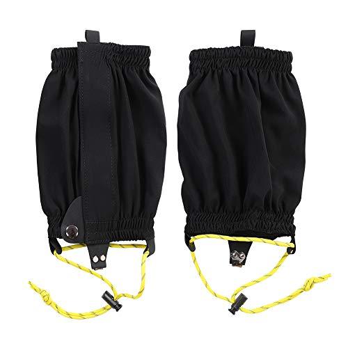 Dioche Reise Schnee Bein Gamasche, 1 Paar Legging Wraps für den Außenbereich Langlauf