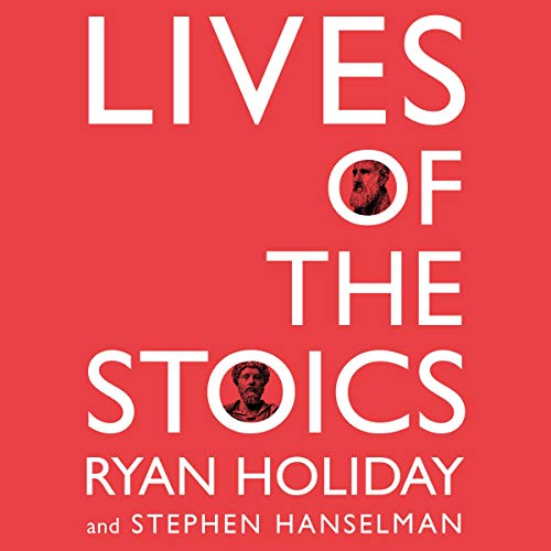 Lives of the Stoics cover art