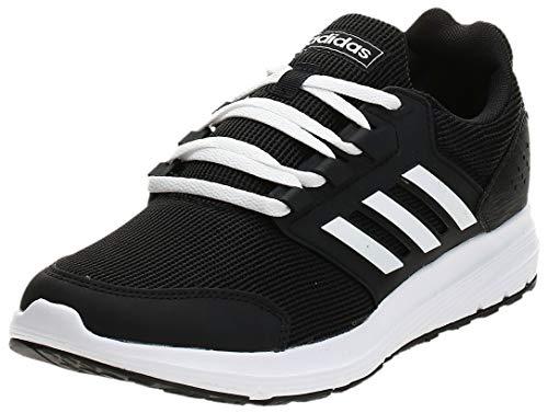 adidas Galaxy 4, Zapatillas de Entrenamiento para Hombre, Negro (Core Black/Footwear White/Core Black 0), 42 2/3 EU