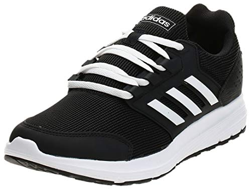 adidas Galaxy 4, Zapatillas de Entrenamiento para Hombre, Negro (Core Black/Footwear White/Core Black 0), 42 2/3 EU