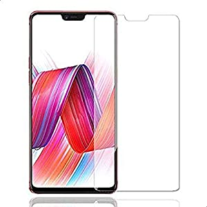 glass screen protector for Oppo F7 -clear
