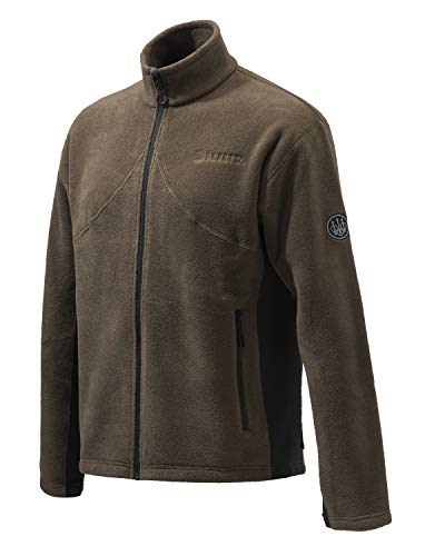 Beretta Smartech Fleece Jacke – Schokobraun L braun