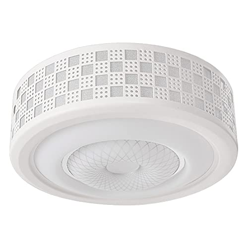 Lnarniaw Round LED Ceiling Light Fixture 12W Daylight Flat Cool White Round Downlight Lamp Lighting for Closet/Bedroom/Dining Room/Kitchen/Kids Room/Dorm Room