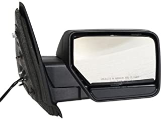 Go-Parts - OE Replacement for 2007 - 2014 Ford Expedition Side View Mirror Assembly / Cover / Glass - Right (Passenger) Side 7L1Z 17682 EA FO1321382 Replacement For Ford Expedition