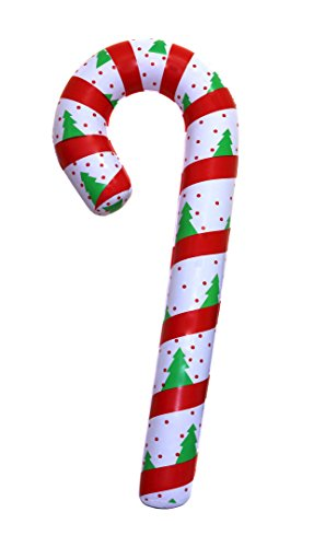 SNInc Inflatable Candy Cane for Christmas Decorations (1)