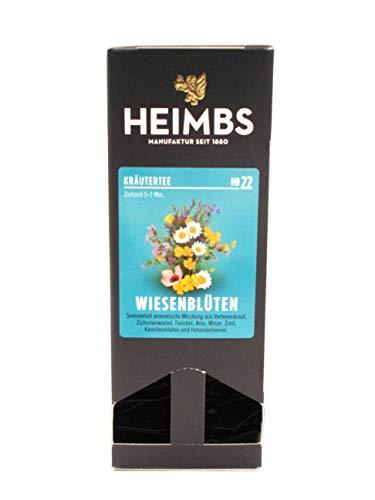 Heimbs Tee - WIESENBLÜTEN - 20 Tea Bags