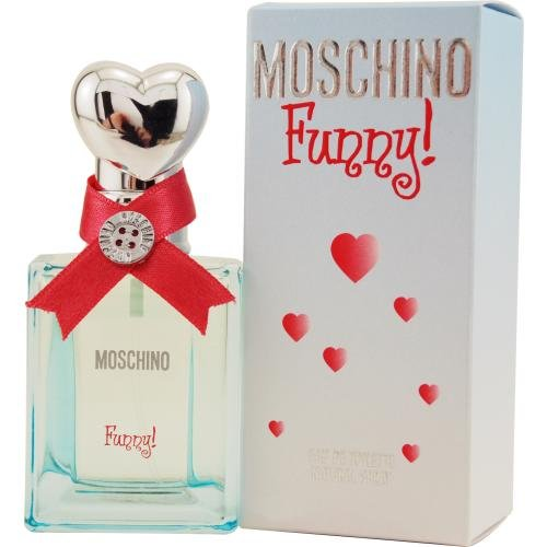 MOSCHINO FUNNY! by Moschino EDT SPRAY 3.4 OZ