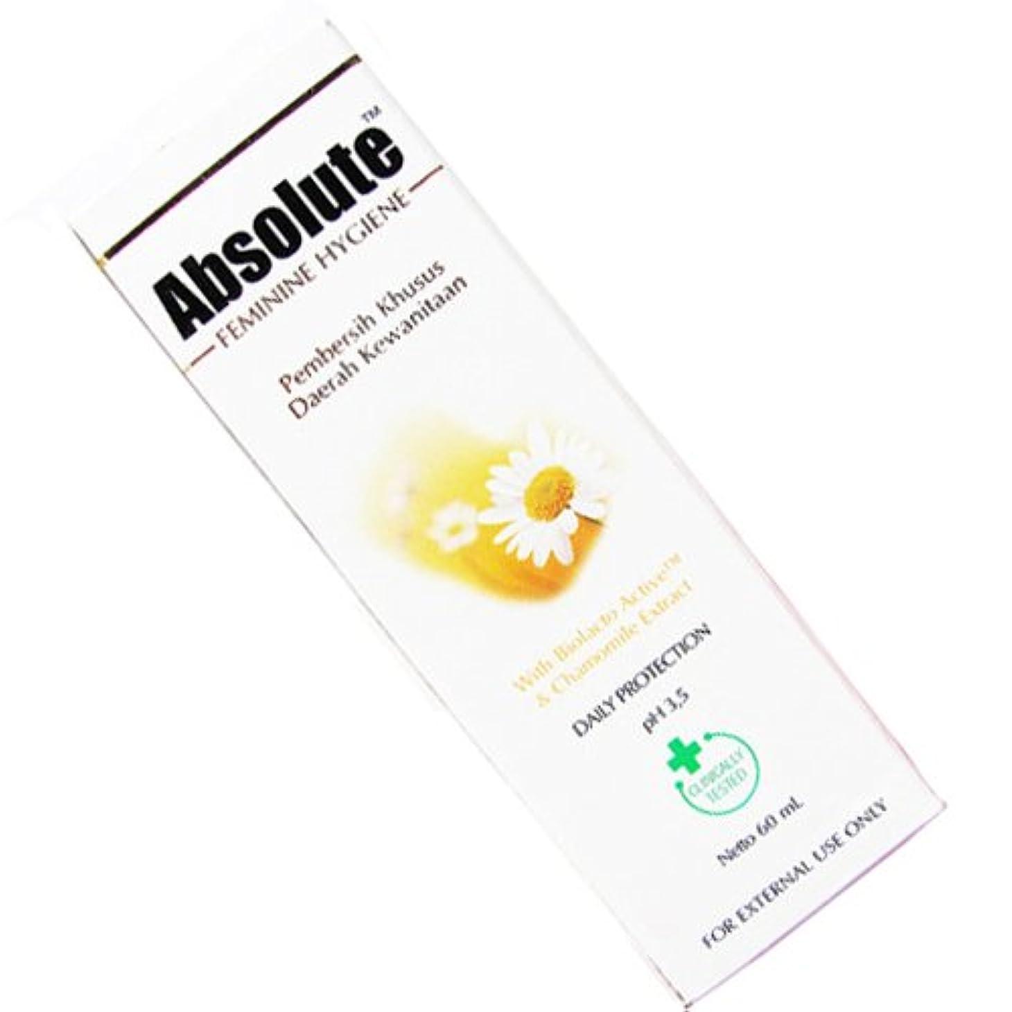 ドアミラー人形美しいAbsolute(アブソリュート)女性用液体ソープ 60ml [並行輸入品][海外直送品]