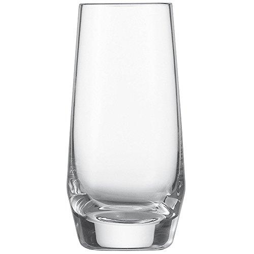 Schott Zwiesel 112843 Serie Pure 6-teiliges Shotglas Set, Kristallglas
