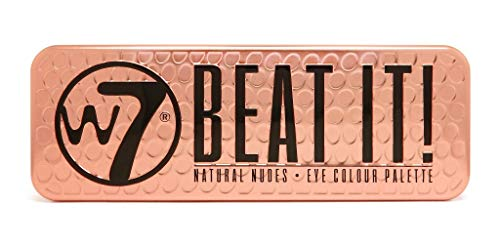 W7 | Eyeshadow Palette | Beat It! Eyeshadow Palette | 12 Shades