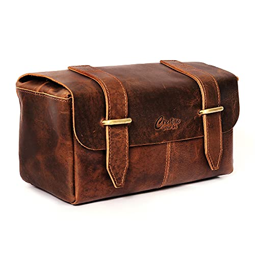 Toiletry Bag for Men | Dopp Kit | Toiletry Bag for Women | Toiletry Case | Toiletry Case for Women | Travel Accessories for Women| Travel Bag for Men | Makeup Bag | Travel Organizer | Leather Travel Bag | Shaving Bag |